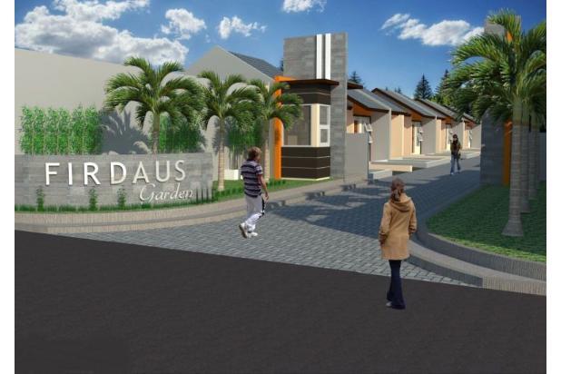Rumah Minimalis Murah di Cimahi, Rumah Sistem One Gateway 14419395