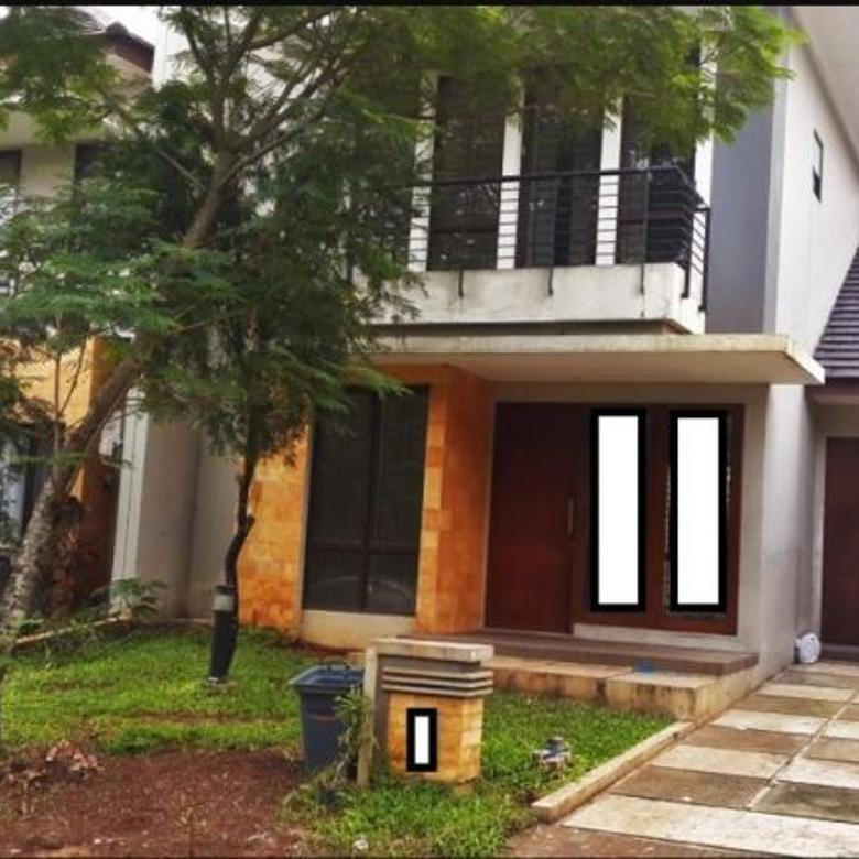 Dijual Rumah Cluster Greencove,BSD Baru,Tangerang Selatan