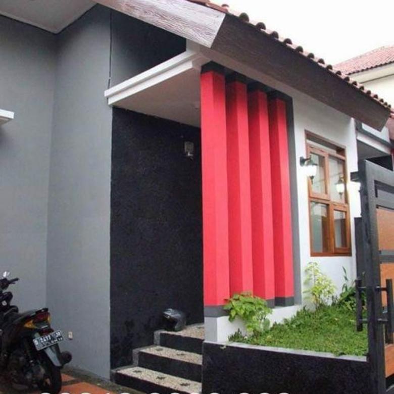 Rumah Baru Di Antapani, Bandung,