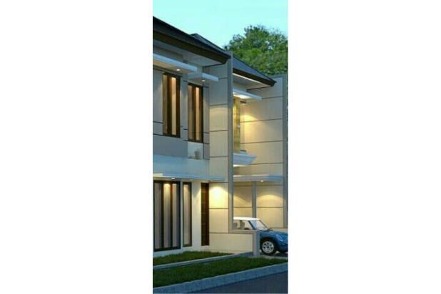 Brand New,Modern Minimalis House Klampis Semolo SHM,2Floor 1,55M 17995632
