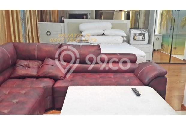 DISEWAKAN Apt. Ancol Mansion Type 1 Kmr Siap Huni (Utara) 4467836