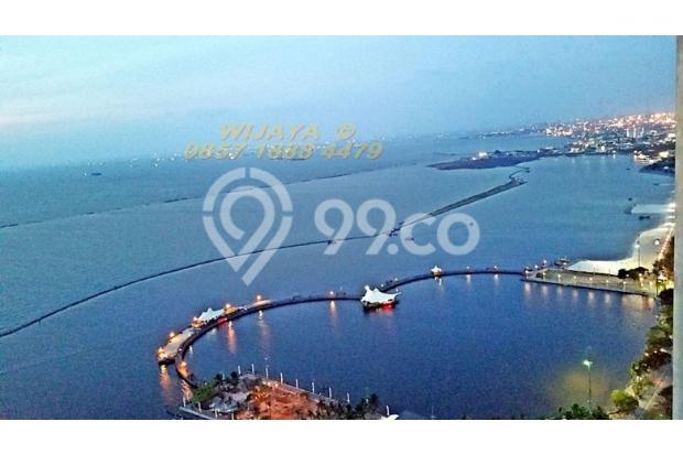 DISEWAKAN Apt. Ancol Mansion Type 1 Kmr Siap Huni (Utara) 4467837