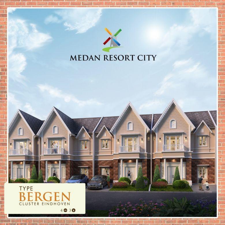 Bergen Cluster Eindhoven Medan Resort City