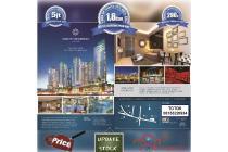 Apartemen Suncity Residence Sidoarjo di Mall Suncity 200 jt an