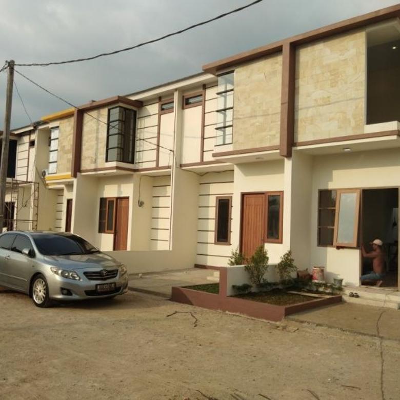 Syafira Serpong Residence Dekat Umpam Gratis Adm KPR