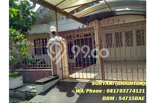 Dijual Rumah Siap Huni dan Luas di Nirwana Eksekutif Surabaya 13961497