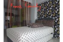 Dijual apartemen the square 1br 525jt Petra Siwalankerto