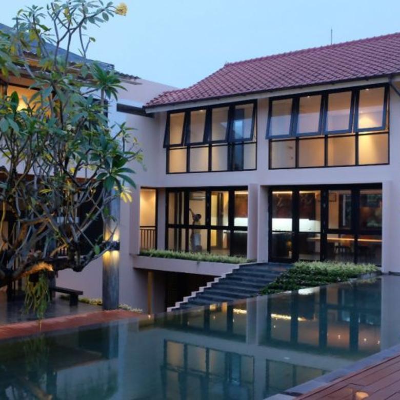 Rumah mewah nuansa resort disewakan di cilandak-fatmawati,
