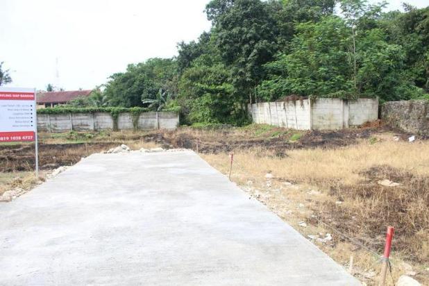 Rp289jt Tanah Dijual