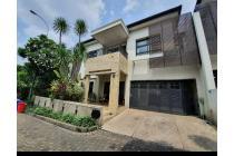 Rumah 2Lt di komplek The Villas at Kebagusan Pasar Minggu Jaksel 6+2KT Strategis