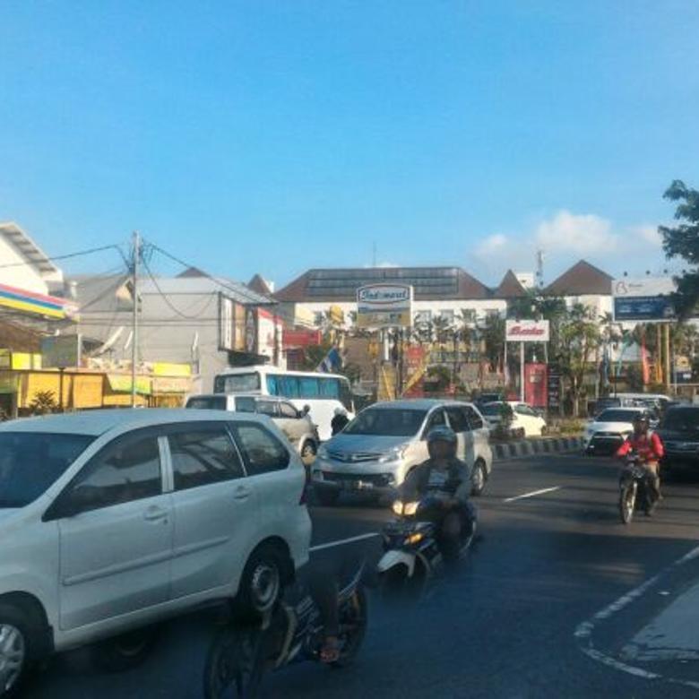 tanah bypas Ngurah Rai Kuta Dekat Sunset road Dewa Ruci