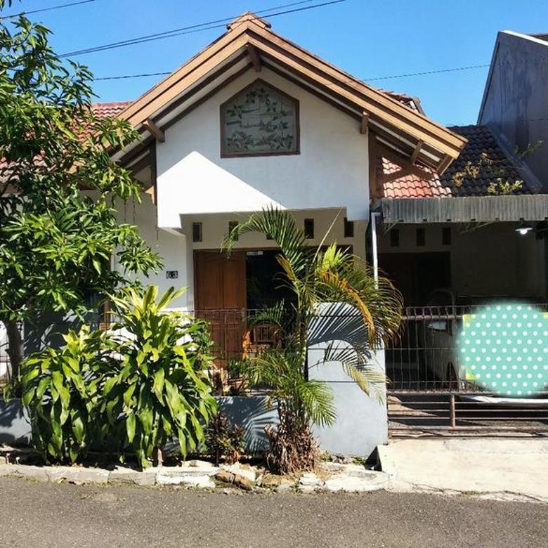 Rumah murah dalam cluster Villa Aster Banyumanik