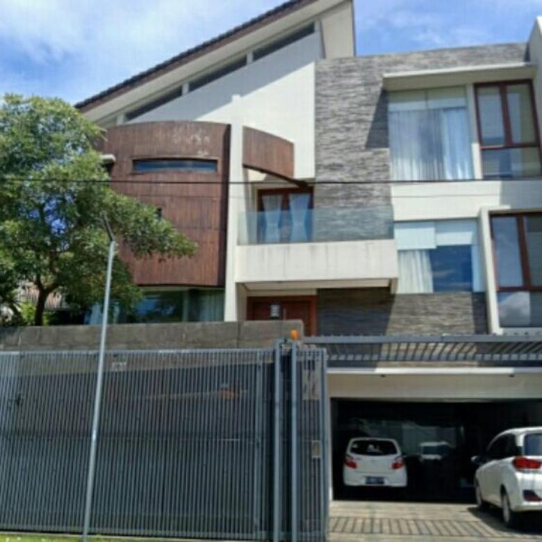 Rumah Baru LT450 LB730 Pondok Indah Jaksel