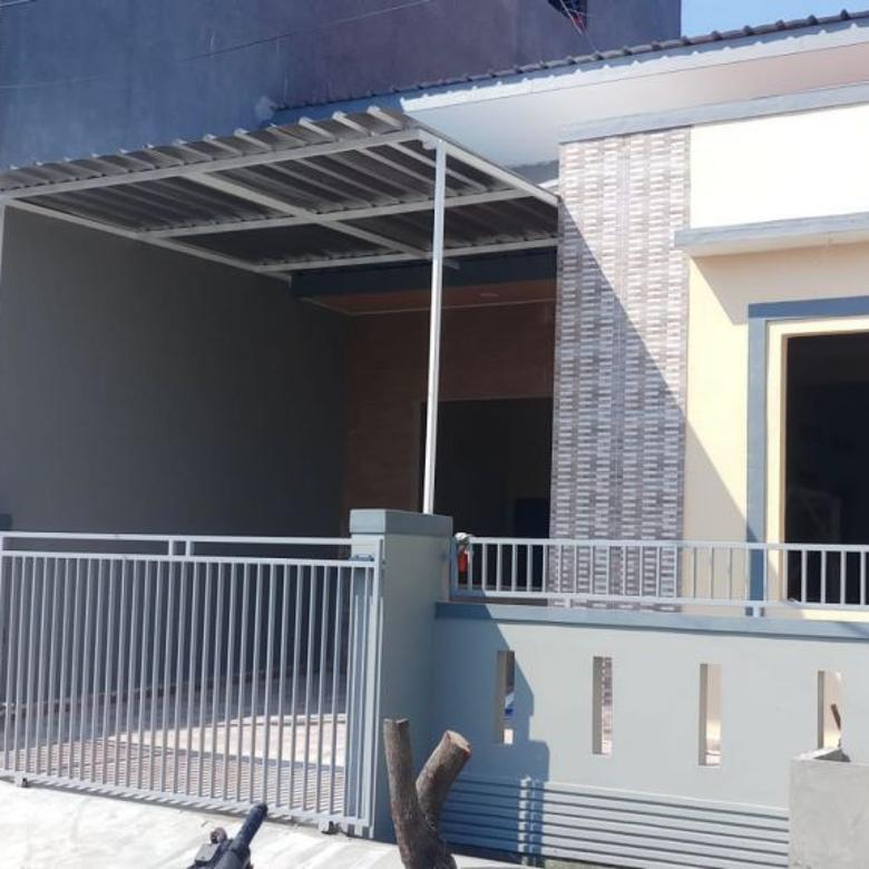 Dijual Rumah baru cluster Bulevar Hijau, Harapan Indah Bekasi