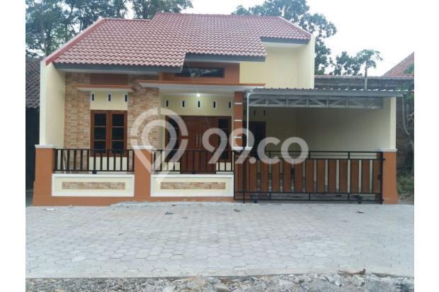 Rumah Dijual di Maguwoharjo Sleman, Semi Furnish Bisa KPR Dekat UPN 13425210