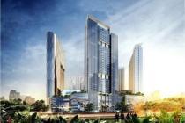 Apartemen Studio Mewah Furnish Disewakan The Ritz Surabaya