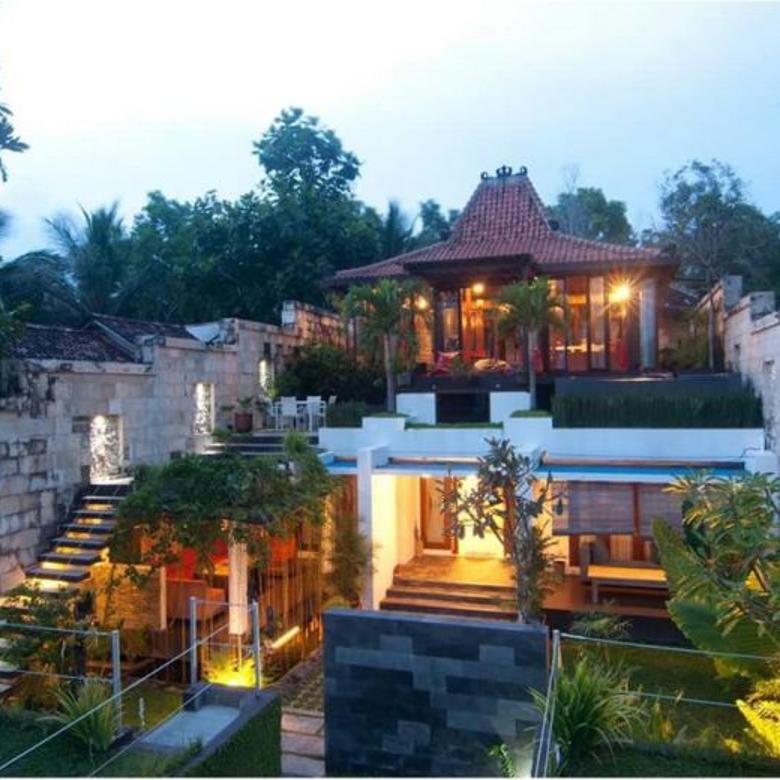 Villa Resort Mewah View Pantai Parangtritis Yogyakarta