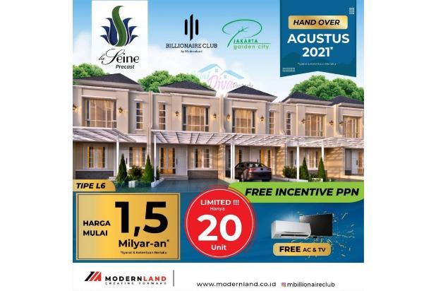 Rp4,54mily Rumah Dijual
