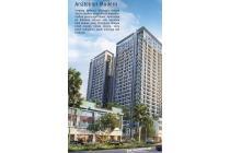 Dijual Apartemen Mid Town Signature 1 BR,Tower Galaxy, Tangerang Selatan