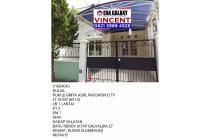RUMAH GRIYA ASRI PAKUWON CITY BARU RENOV CIAMIK MURAH!! SBY TIMUR