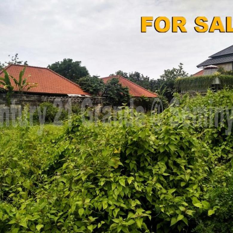 Tanah 3,5 are Untuk Villa di Umalas Kerobokan Bali