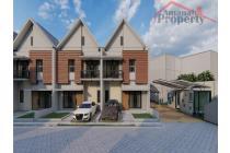 Dijual Rumah Cluster Minimalis di Cimanggis, Depok