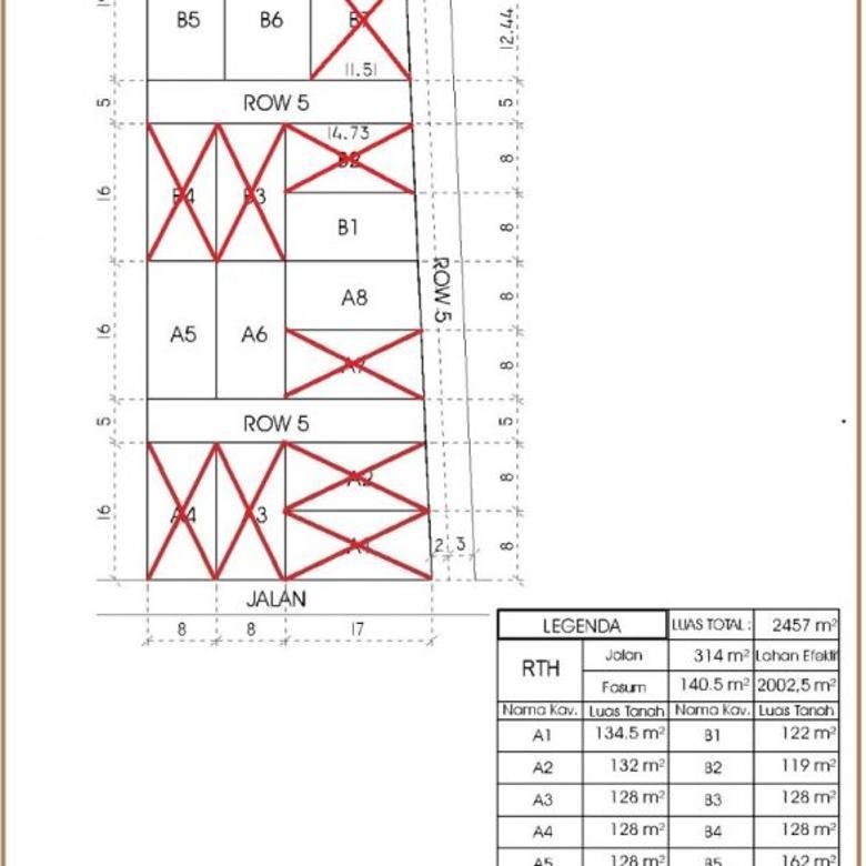 Banteng Permai III, Kav. Strategis di Jakal Utara Ringroad