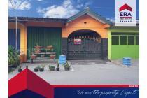 Dijual Rumah Siap Huni Bonus Ruko Untuk Usaha Dekat Pasar Beka
