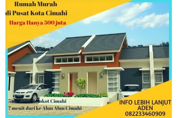 Rumah Minimalis di Cimahi, Lokasi Sangat Strategis 15638298