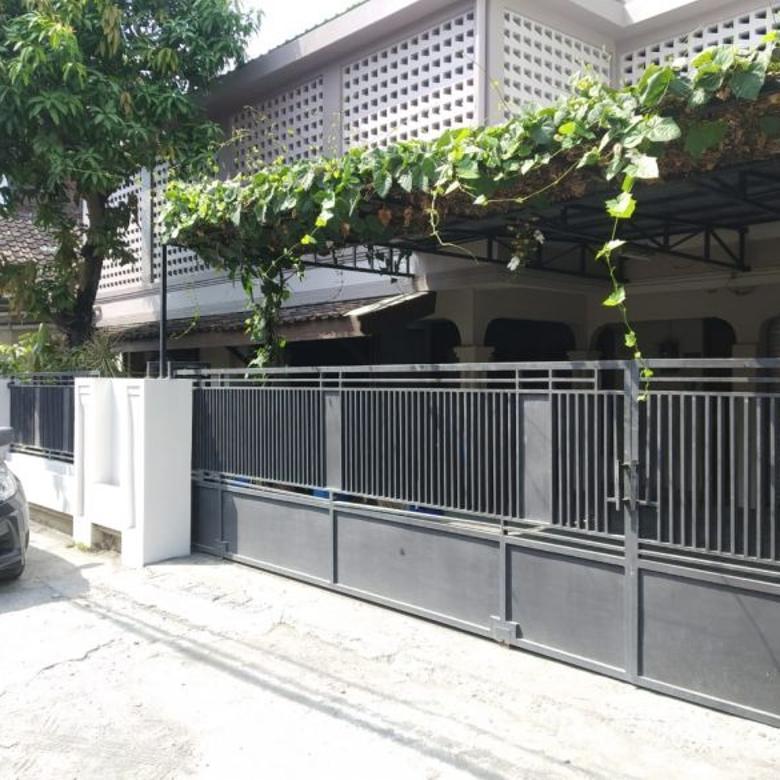 Rumah Furnished disewakan dekat stasiun Tugu Yogya, 55 Jutaan