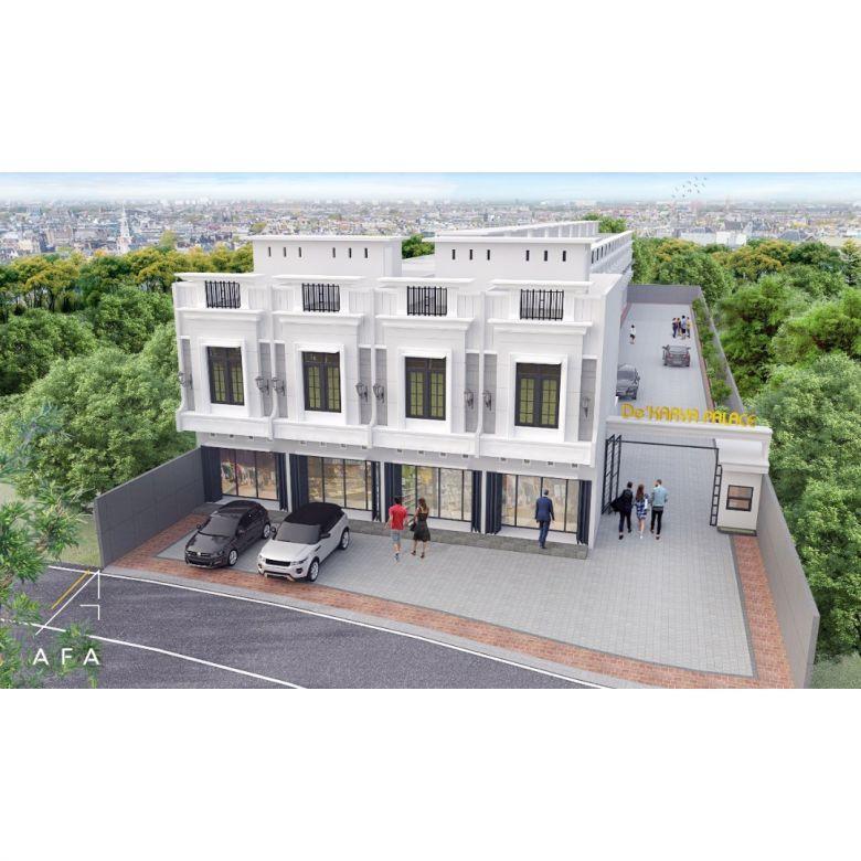 Ruko & Town House Komplek De Karya Palace (Karya Baru) Medan