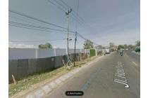 Tanah Industri Komersial Jl Noto Prayitno Gresik Kota