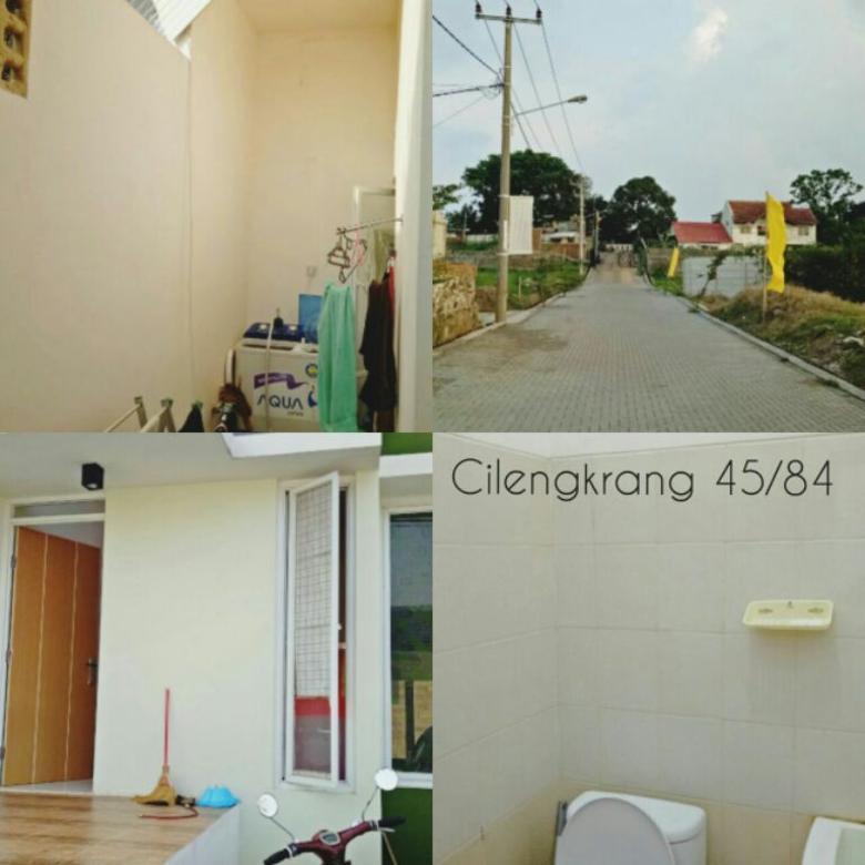 Rumah baru Cilengkrang Bandung gratis biaya kpr Notaris