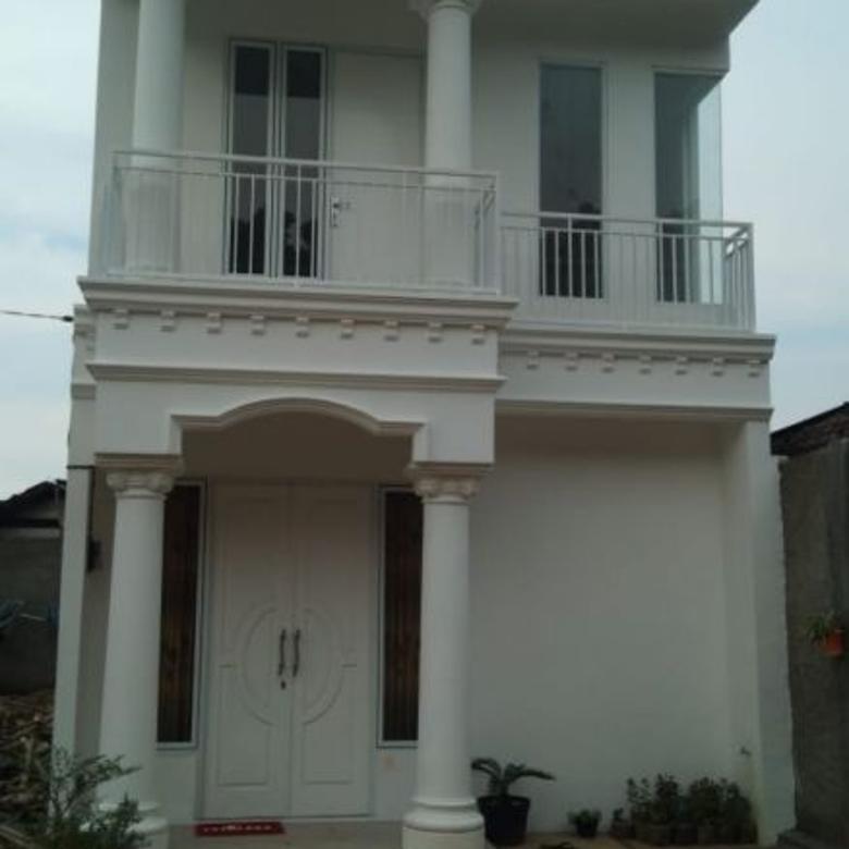 Rumah Minimalis 2 Lantai Mewah Murah Dekat Stasiun Krl Dan Tol