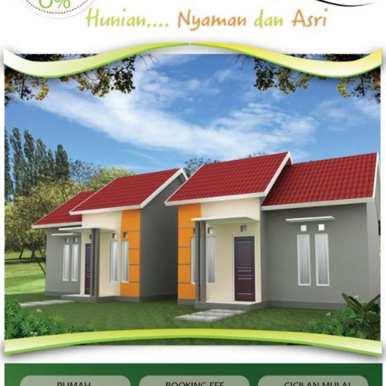 Rumah Subsidi DP 0% Ibukota Indonesia Tjilik Riwut