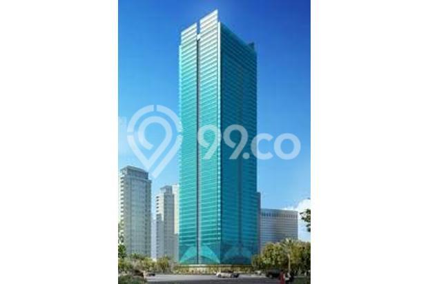 Disewa Ruang Kantor 511 sqm di Sahid Sudirman Center, Tanah Abang, Jakarta 16513595