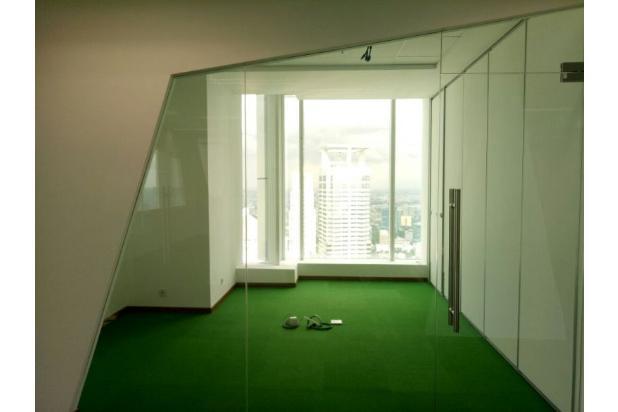 Disewa Ruang Kantor 511 sqm di Sahid Sudirman Center, Tanah Abang, Jakarta 16513616