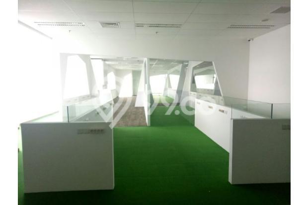 Disewa Ruang Kantor 511 sqm di Sahid Sudirman Center, Tanah Abang, Jakarta 16513617