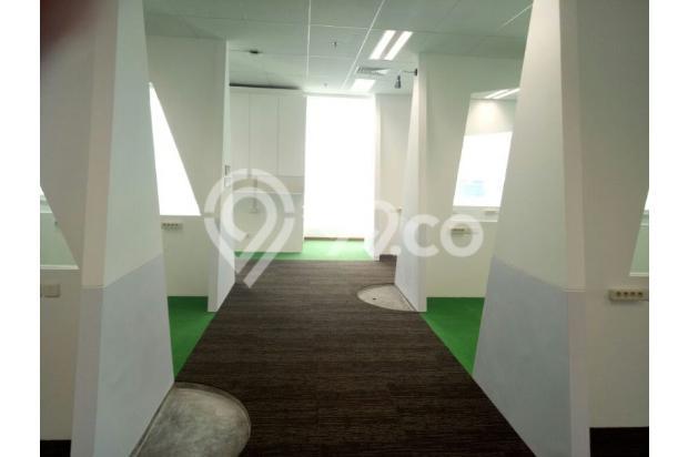 Disewa Ruang Kantor 511 sqm di Sahid Sudirman Center, Tanah Abang, Jakarta 16513621