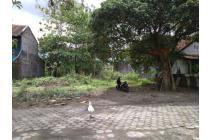 Tanah Dijual Luas 500 m2 di Pugeran Maguwoharjo Jogja, Dekat Ringroad