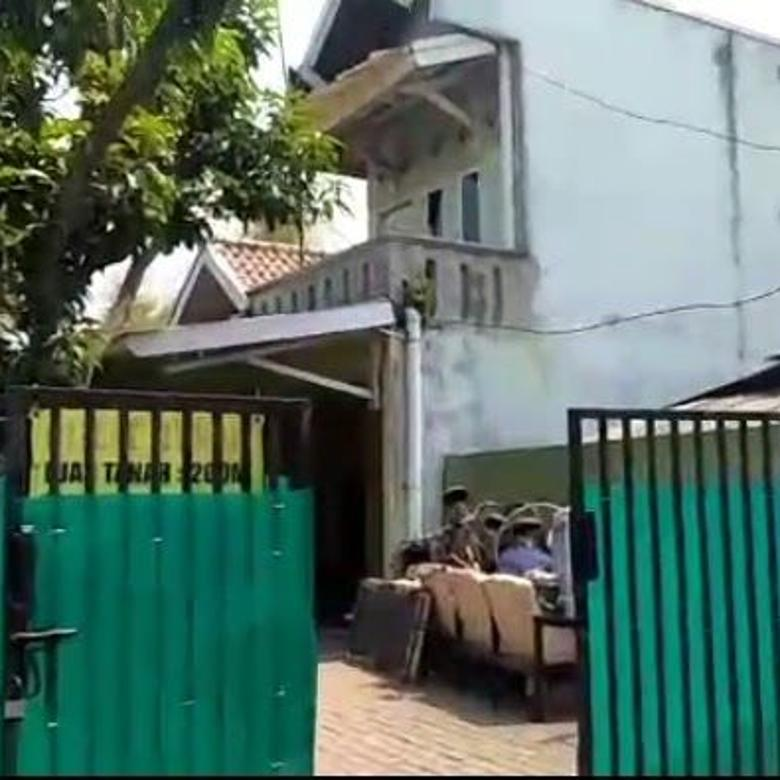Dijual Rumah 2 Lantai Strategis di Marga Jaya Bekasi
