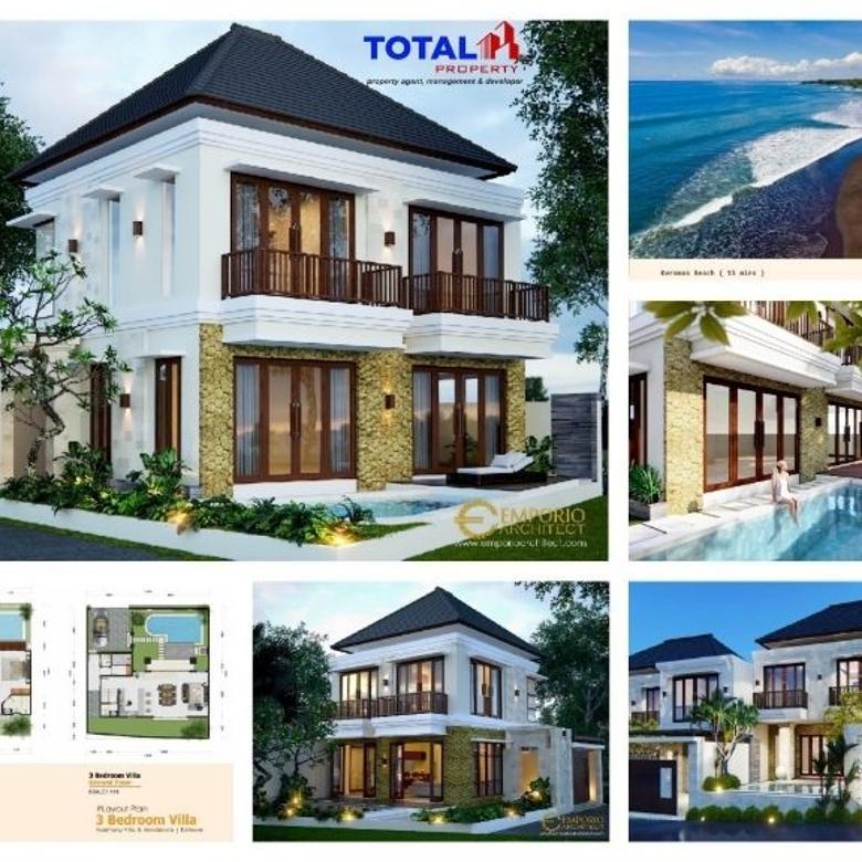 Dijual Villa Residence 3BR elite viewlaut hrg 2M-an di ketewel