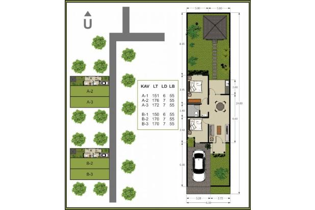Rumah Dijual di Balecatur Gamping dekat Perumahan Ciputra 15626493
