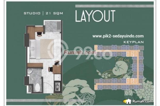 Tokyo Riverside Apartment PIK2 Tangerang, Tangerang, Banten 5859845
