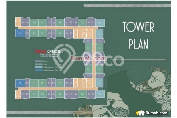 Tokyo Riverside Apartment PIK2 Tangerang, Tangerang, Banten 5859861