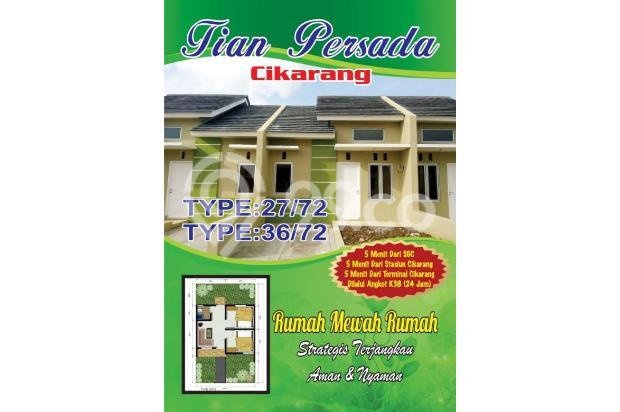 Kredit Rumah Dekat dengan SGC Lokasi Strategis TPC0085 15422346