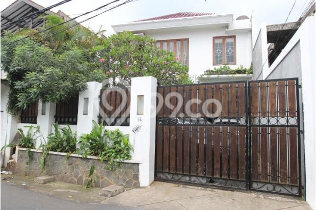 Rumah Asri di Jakarta Selatan 12663287