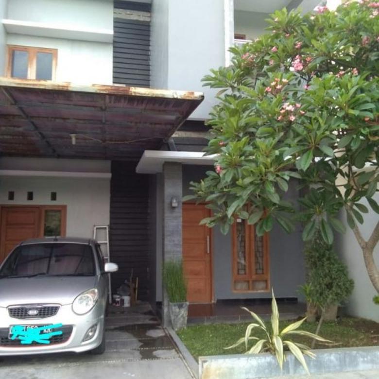 Rumah Cluster Security 24 Jam Gentan Sukoharjo (IY)