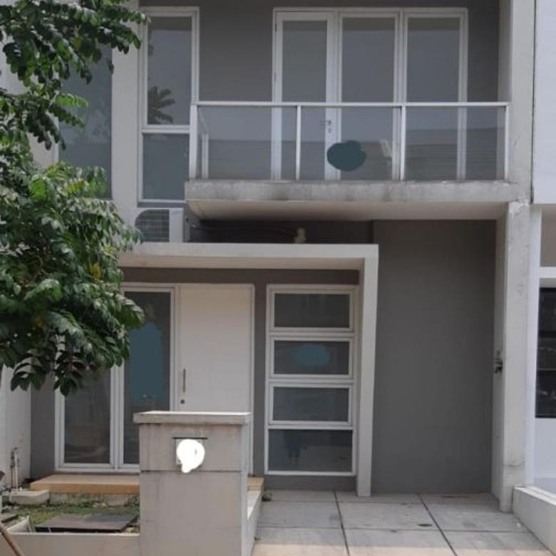 Dijual Rumah Murah Cluster Geranium Serpong Park