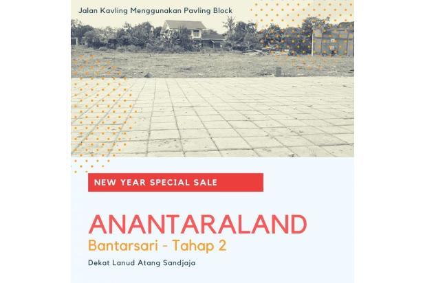 Rp208jt Tanah Dijual